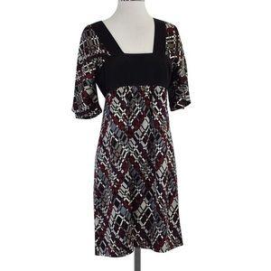 Trina Turk Silk MIini Dress